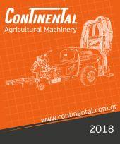 Η Continental συμμετέχει στην Agrotica 2018                                            1-4 Φεβρουαρίου